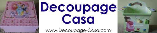 DECOUPAGE CASA