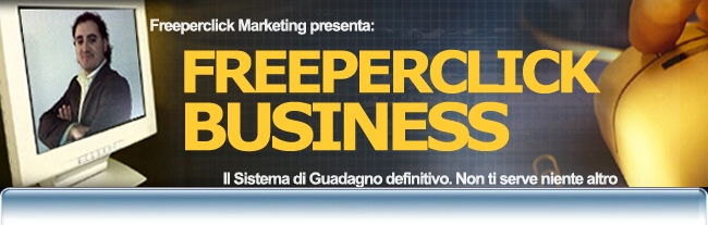 Freeperclick Business con Massimo D'Amico